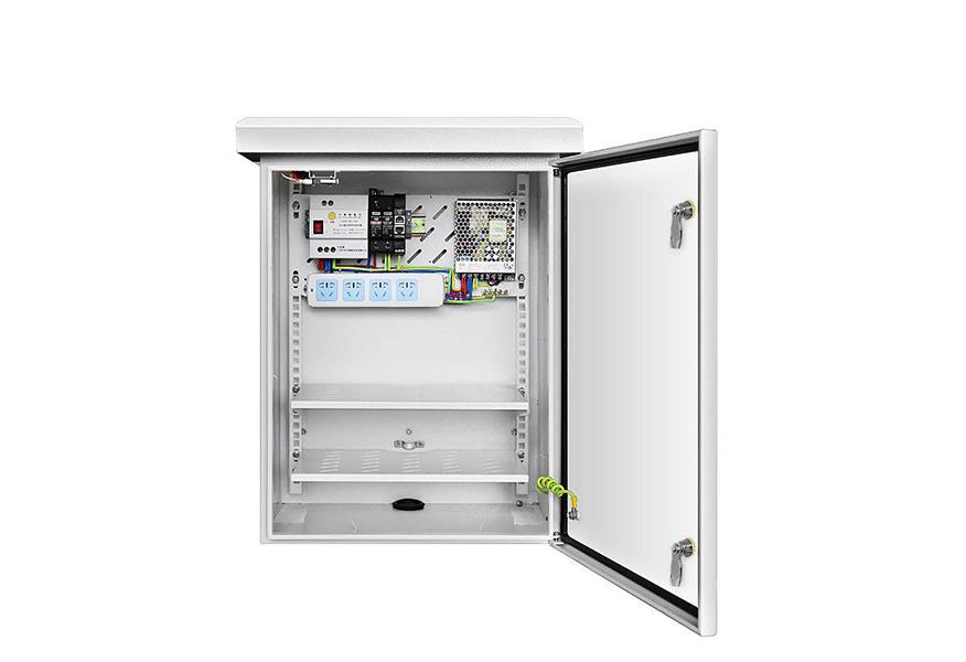 FX-PS200L智能交通视频监控专用箱-<p>智能交通视频监控专用箱,智能监控箱,一体化智能设备箱,报障箱,多功能数字箱 智能通信防护箱</p> -一体化机柜源头厂家