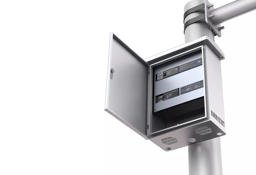 FX-PS200H智能交通视频监控专用箱-<p>智能交通视频监控专用箱,智能监控箱,一体化智能设备箱,报障箱,多功能数字箱 智能通信防护箱</p> -一体化机柜源头厂家